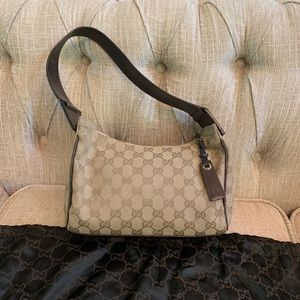 Authentic Vintage Gucci Hobo Purse
